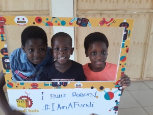 My brood #IamFundi