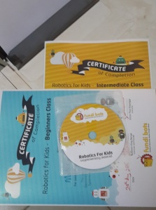 Certificates and Supplementary Materials