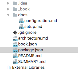 Building and Maintaining Technical Documentation – Markdown